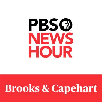PBS NewsHour - Shields and Brooks podcast artwork