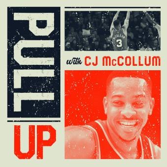 Pull Up with CJ McCollum podcast artwork