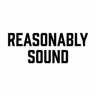 Reasonably Sound podcast artwork