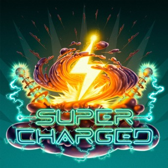 Supercharged podcast artwork