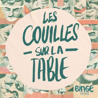 Les couilles sur la table podcast artwork