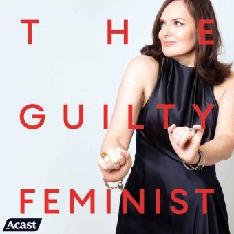 The Guilty Feminist podcast artwork