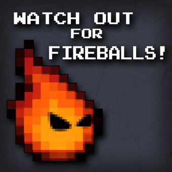 Watch Out for Fireballs! podcast artwork