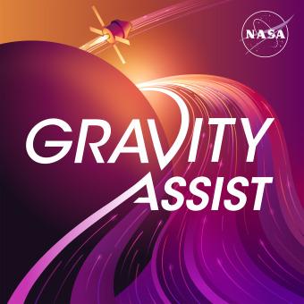 Gravity Assist podcast artwork