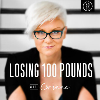 Losing 100 Pounds with Corinne podcast artwork