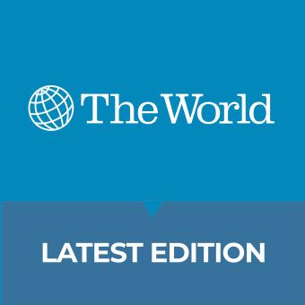 The World: Latest Edition podcast artwork