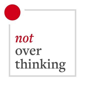 Not Overthinking podcast artwork