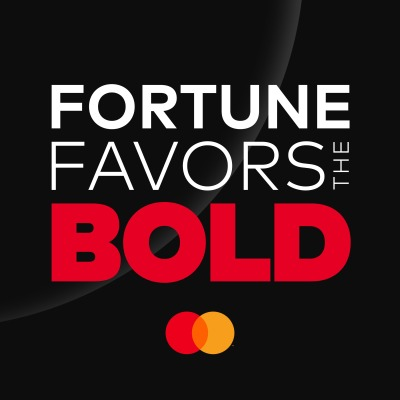 Fortune Favors the Bold - The Official Mastercard Podcast