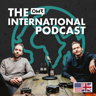 The OMR Podcast (EN) – Online marketing, based in Europe | A free-flowing conversation on digital business