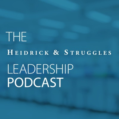 The Heidrick & Struggles Leadership Podcast