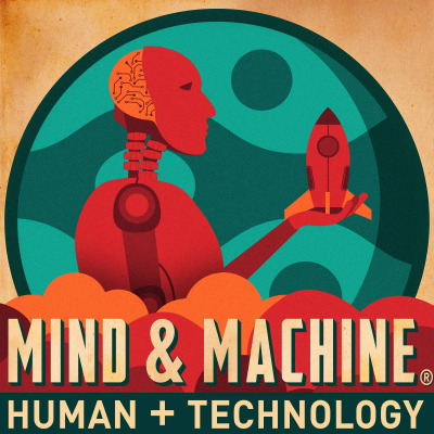 MIND & MACHINE: Future Tech + Futurist Ideas + Futurism