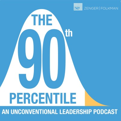 The 90th Percentile: An Unconventional Leadership Podcast