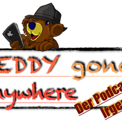 Teddy gone Anywhere