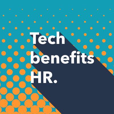 Tech benefits HR.